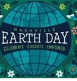 Nashville Earth Day Banner