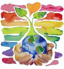 Earth Day Symbol -Courtesy Ema-OnLine.org