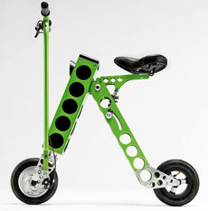 URB Electric Scooter