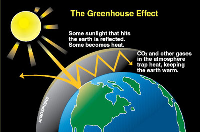 Greenhouse Effect Image