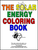Solar Energy Coloring Book
